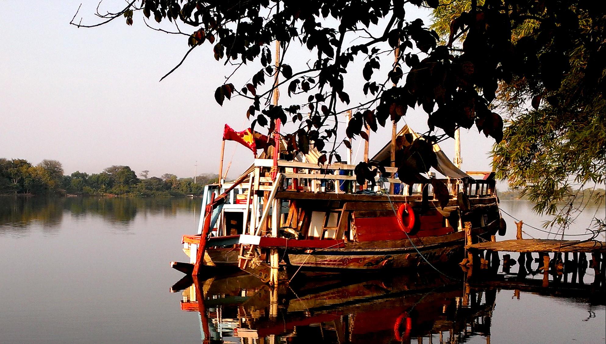 Die nächste Reise nach Gambia