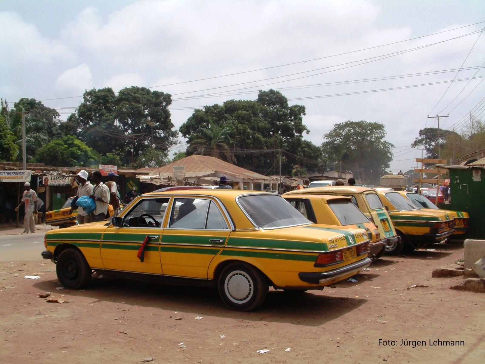 Gesucht: Spenden zur Wiederanschaffung eines Taxis