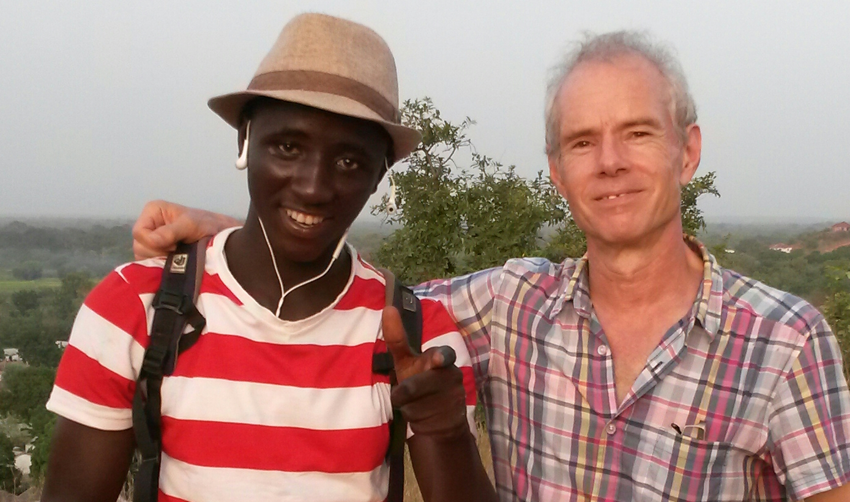 Privatreise Michael Karthäuser nach Gambia 2017