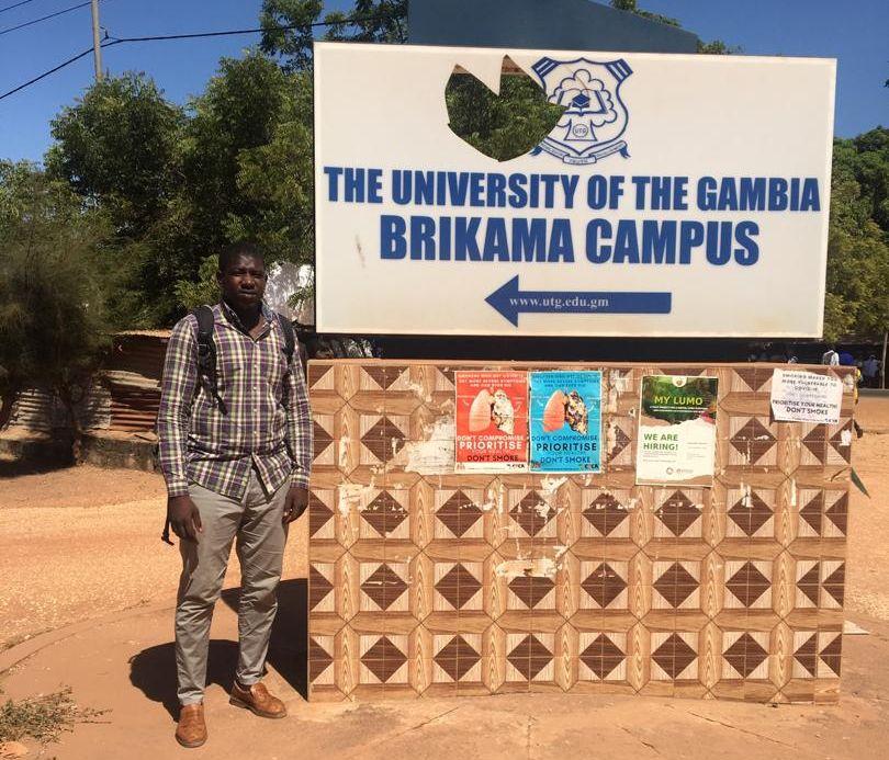 Crowdfunding: Studieren in Gambia
